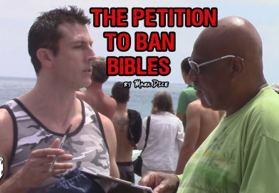 Liberals Trying to Ban the Bible