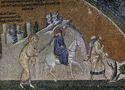 Were Mary and Joseph Married or Engaged at Jesus' Birth?