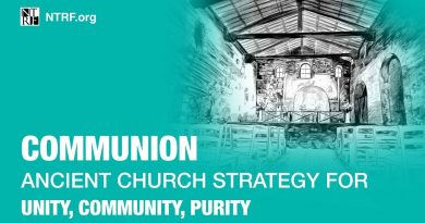 Communion: Ancient Church Strategy for Unity, Community, Purity