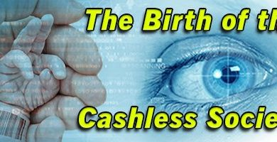The Birth of the Cashless Society : The Corbett Report