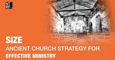 Size Strategy for Effective Ministry